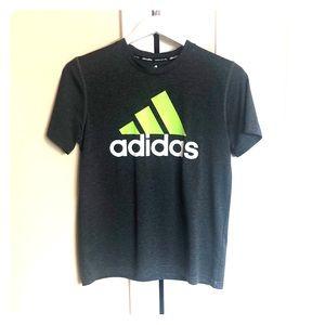 Perfect!  Boys Adidas Climalite Shirt